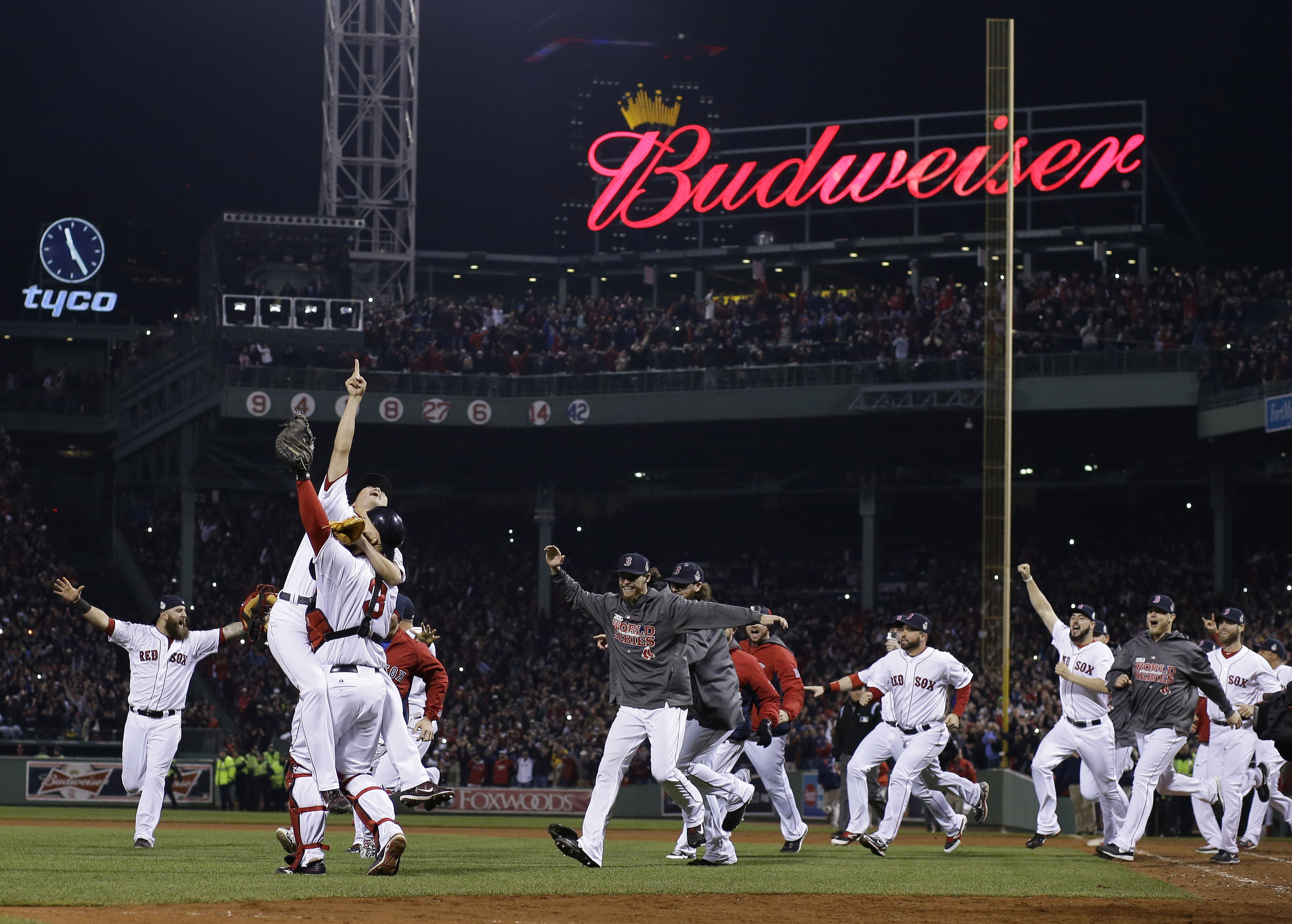 6ca5c106012 Which of the Recent Boston Red Sox Championship Teams was the Best ...